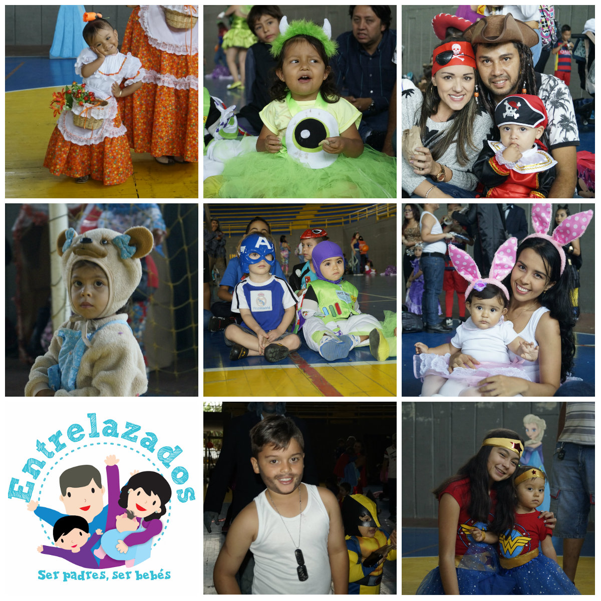 Dia Niños 2017 Entrelazados